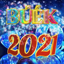 2021 - Boldog új évet kívánunk!