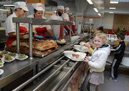 Alsó tagozatosok étkezése - Az Intézményszolgálat tájékoztatója